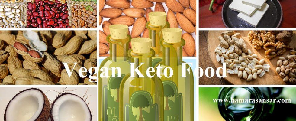 vegan keto food